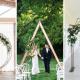 Une arche originale et design pour mon mariage...