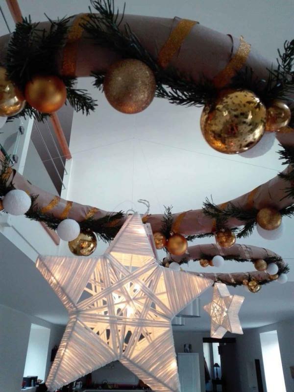 Noël : décor enneigé 9