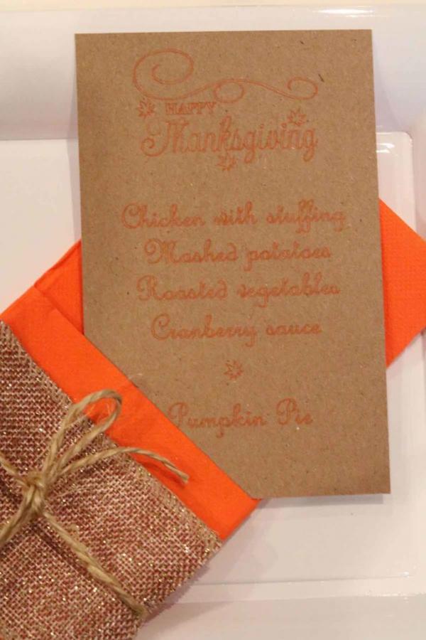 Thanksgiving : la citrouille à l'honneur 1