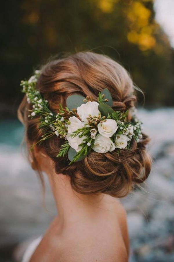 La couleur de votre mariage 2017? Le Greenery! 10