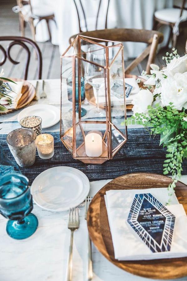 Le terrarium: la touche moderne et élégante de votre décoration de mariage 8