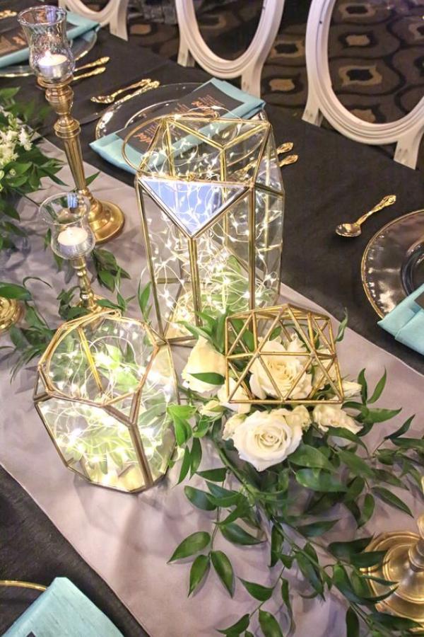 Le terrarium: la touche moderne et élégante de votre décoration de mariage 7