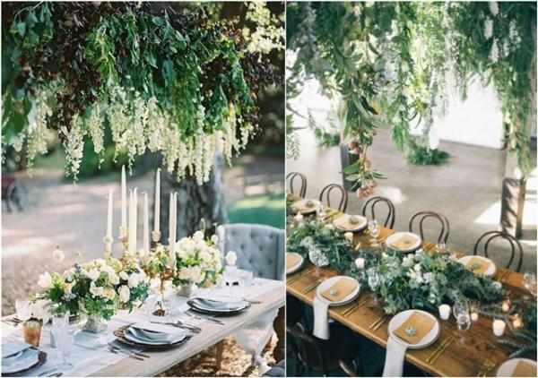 La couleur de votre mariage 2017? Le Greenery! 3