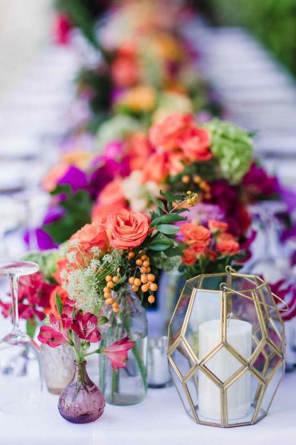 Le terrarium: la touche moderne et élégante de votre décoration de mariage 2