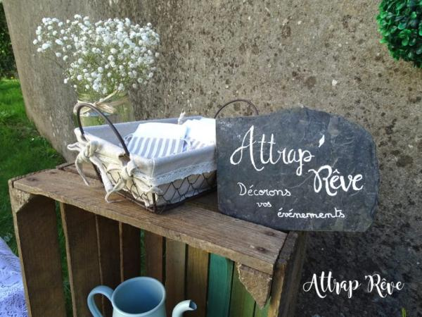 Mariage champêtre: louez votre décoration! 12