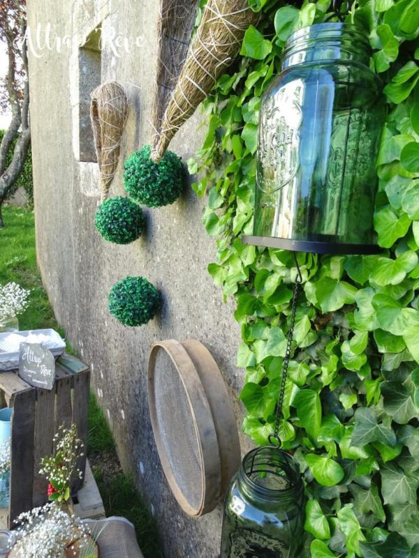 Mariage champêtre: louez votre décoration! 10