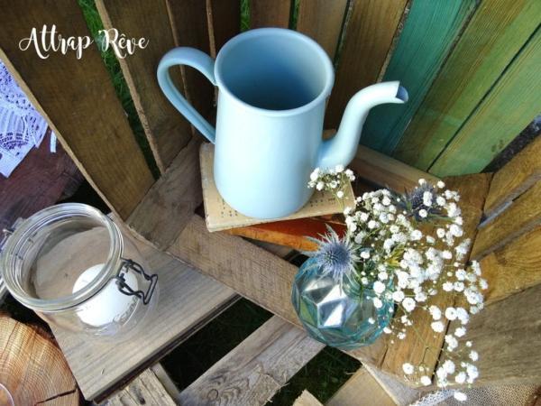 Mariage champêtre: louez votre décoration! 8