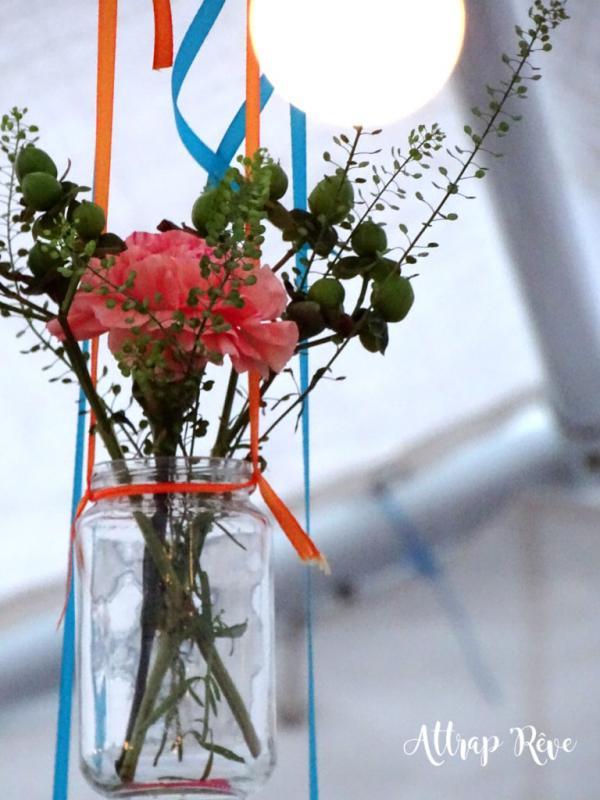 Des fleurs et des couleurs pour un anniversaire girly! 6