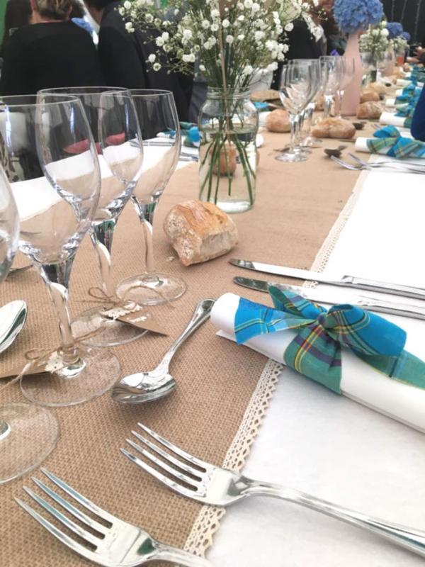 Un petit air d'Antilles pour un mariage champêtre en Bretagne 6