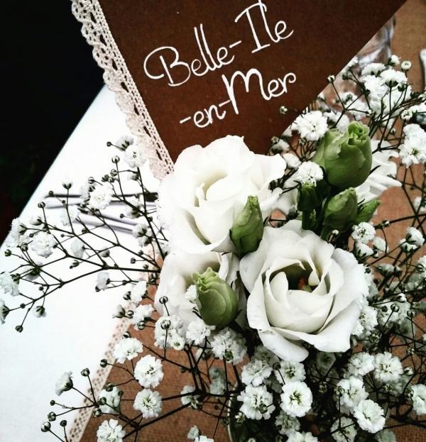 Un petit air d'Antilles pour un mariage champêtre en Bretagne 5
