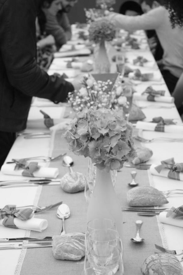 Un petit air d'Antilles pour un mariage champêtre en Bretagne 2