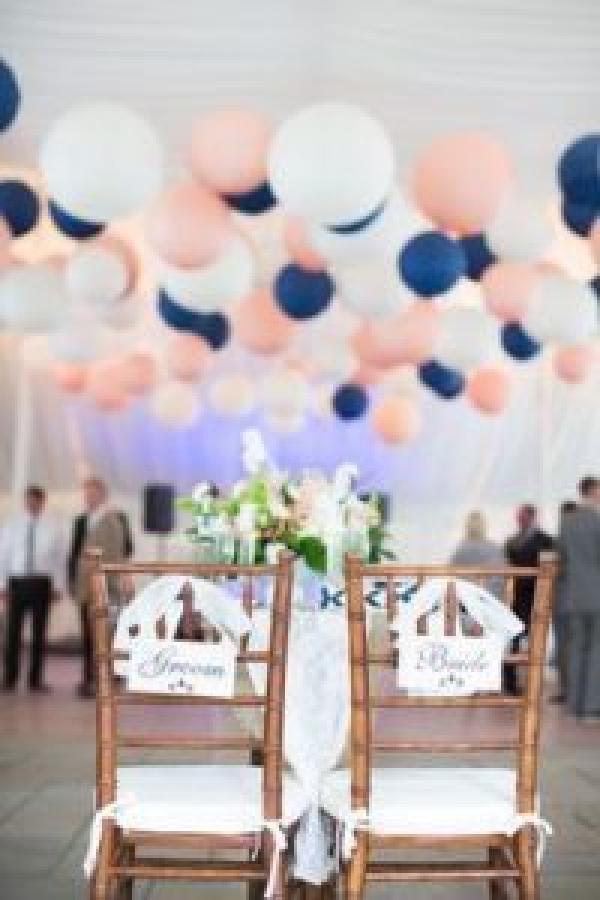 """Originalité, élégance et raffinement: votre mariage en bleu """"Navy Peony""""! 3"""