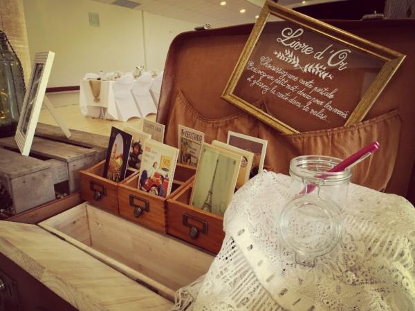 Le mariage de S&G: vintage forever! 11