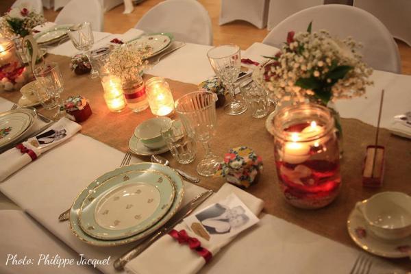 Le mariage de S&G: vintage forever! 4