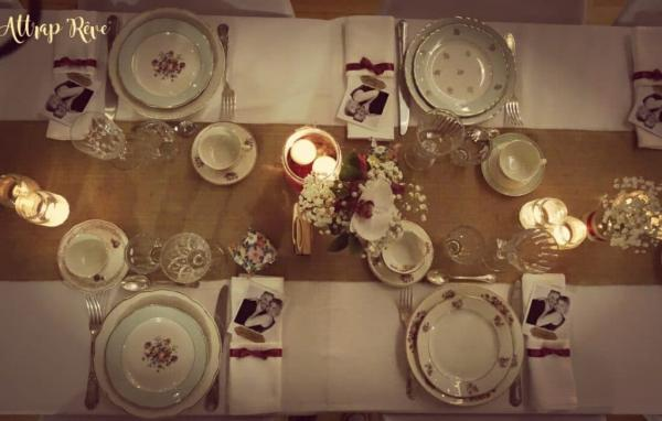 Le mariage de S&G: vintage forever! 6