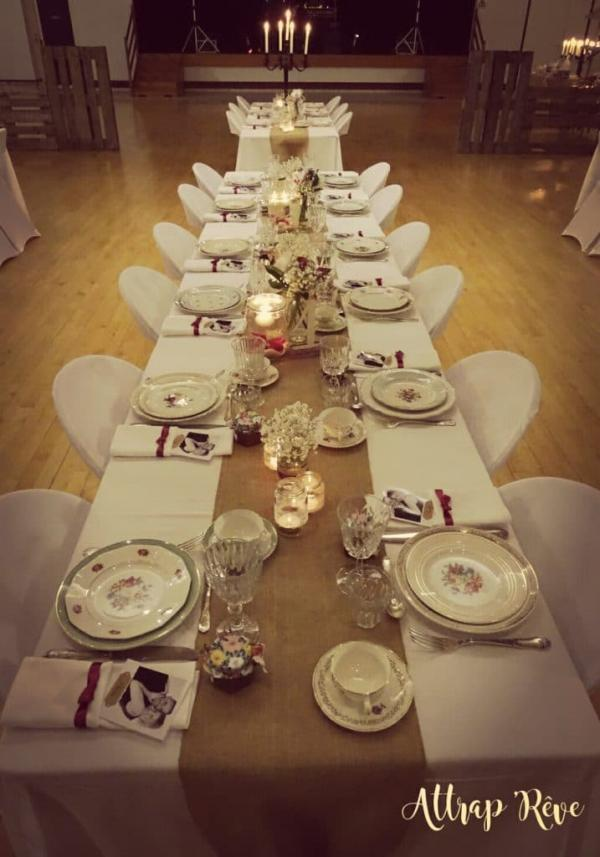 Le mariage de S&G: vintage forever! 7