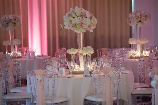 Le pouvoir des fleurs! Le mariage chic et fleuri de K&R 3
