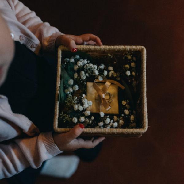 Le mariage intimiste de R&M... 6