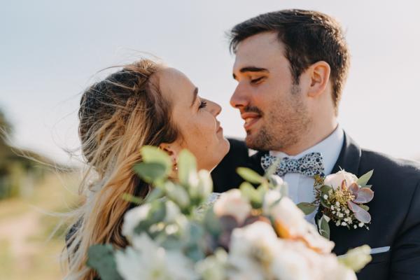 Le mariage intimiste de R&M... 23