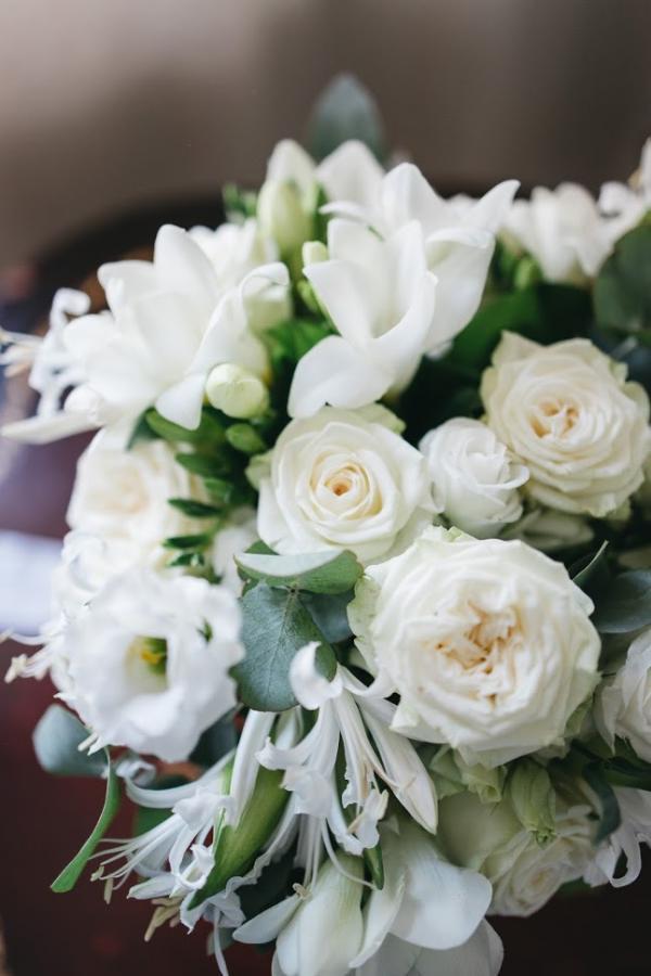 Un mariage aux notes exotiques, un esprit bord de mer chic... 19