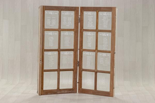 Fenêtre en bois 1