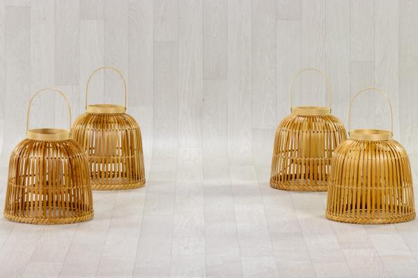 Lanterne en bambou 1