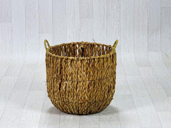 Panier fibre naturelle petit format