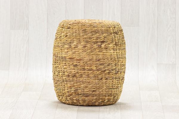 Pouf Haut fibre naturelle 1