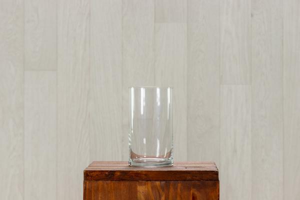 Vase cylindre H15.5 1