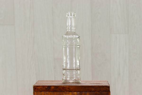 Vases bouteilles rétro grand format 1