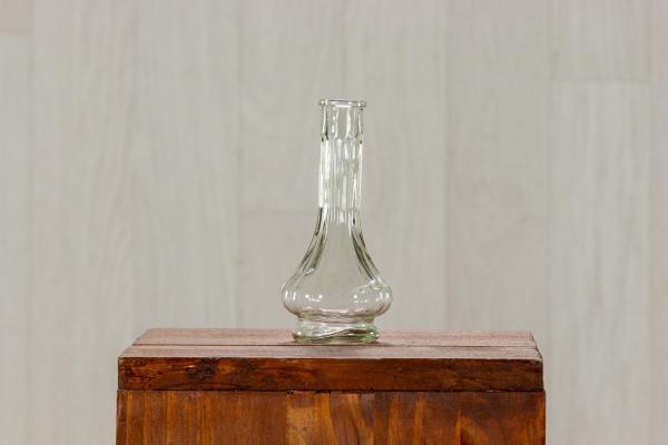 Vases striés allongés rétro 1
