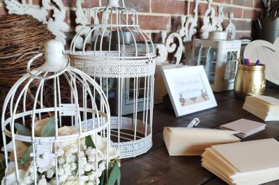 Cage à oiseau T. S