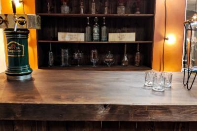 Espace bar rétro