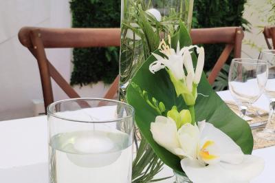 Vase cylindre H15.5