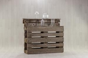 Bar  en bois de palette