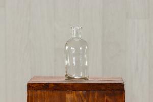 Mini vase bouteille à la mer