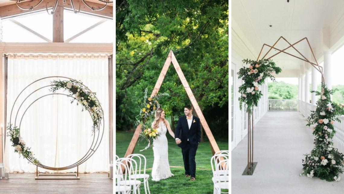 Attrapreve Une Arche Originale Et Design Pour Mon Mariage